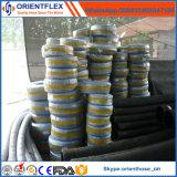 Boyau Anti-UV flexible de fil d'acier de PVC d'Anti-Produit chimique
