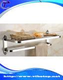 Les accessoires de salle de bains les plus neufs de crémaillères de support et d'essuie-main de salle de bains