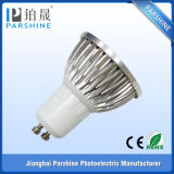 Fabrik Price New Design 3W AC220 GU10 COB LED Spotlight