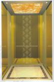 Безопасный лифт пассажира с комнатой машины