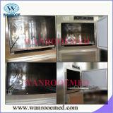 시체 공식소에 있는 매장 냉장계