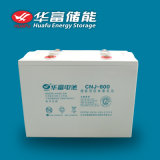2V 800ah Solar Use Gel Battery avec du ce Approved