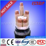 cabo de cobre 5X70mm do PVC 1kv com o fio de aço blindado