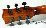 Guitarra de acero acústica superior sólida Sg02can-41 de la cadena de Dreadnaught de la fábrica de China