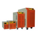 inversor solar de la Potencia-Frecuencia 5kw con el regulador incorporado de la carga