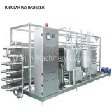 Esterilizador de Uht del jugo/pasteurizador tubulares para la línea del jugo