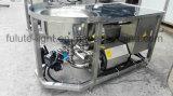 PLCは車輪が付いているステンレス鋼の粉表の混合機を制御する