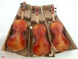 Soem-Satinbrown-Farben-handgemachte Öl-Fachmann-Violine