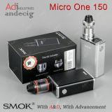 Modèle de Smok 220W H-Priv/nécessaire en gros de comité technique de Smok H-Priv 220W contre le micro un de Smok 150 nécessaires