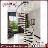 Villa moderna cubierta pequeña escalera de caracol (DMS-1071)