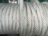 Ropes chemische Faser 6-Strand Seil-Polyester-Seil PET Seil des Liegeplatz-Seil-pp.