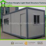 Casa casera prefabricada vendedora caliente del envase