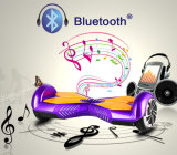 Самокат и скейтборд e с диктором нот Bluetooth