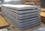 Plaque Sm520 en acier de haute résistance faiblement alliée