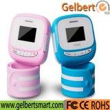 GPS van Gelbert Sos het Polshorloge van de Armband van de Telefoon voor Jonge geitjes