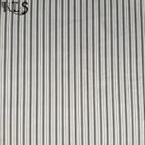 Il filato tessuto 100% del popeline di cotone ha tinto il tessuto per le camice/vestito Rls50-7po
