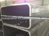 Alta calidad precio competitivo rectangular de tubería de acero