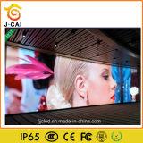 Im Freien LED-Bildschirm-Mietbekanntmachen