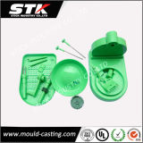Escudo plástico para o encrespador de cabelo elétrico