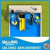 Campo da giuoco commerciale di plastica della sosta dell'acqua (QL-150707E)