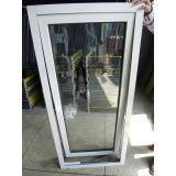 Thermischer Bruch-Aluminiumprofil nach aussen geöffnet und gehangenes Spitzenfenster mit multi Verschluss Kz225