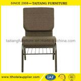 中国の工場によってパッドを入れられる強い金属教会椅子