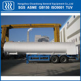 China de líquidos criogénicos CO2 Cisterna Semirremolque