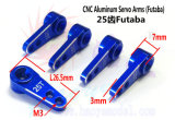 Рукоятки CNC алюминиевые Servo (Futaba) для плоскости RC