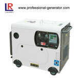 Digitas Display Panel 5kw Portable Diesel Generator