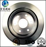 Rotor exhalé de freins à disque adapté pour Hyundai