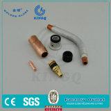 Ugello d'ottone di Kingq per le parti del cannello per saldare di Tweco