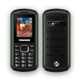 1.77inch dubbel-SIM Waterproof Rugged Phone met IP67 en Ce