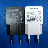 Mobile Phone UL 세륨 GS PSE FCC Approval를 위한 5V 1A USB Power Adapter Charger