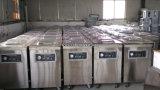 Geläufiger Standplatz-Typ Huhn-Nahrungsmittelvakuumabdichtmassen-Verpackungsmaschine