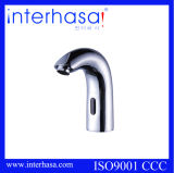 Piattaforma-Mounted Induction Cold e Hot Sensor Hands Free Commerical Kitchen Bathroom Toilet Faucet