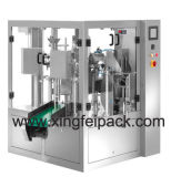 Bag automatico Filling e Sealing Machine & Electronic Automatic Weighing Machine (With 6units Load Cell)