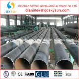 Zaag/Dsaw/LSAW Koolstof, de Gelaste Pijp van het Staal van de Legering Spiraal