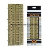 Tablero para cortar el pan de Protoboard Solderless de 840 puntas y alambre de puente