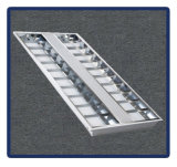 1200*600 ahuecó la lámpara montada T8 4X40W, lámpara de la parrilla del techo