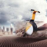 As 17 polegadas esperta a mais nova queBalançam uma motocicleta elétrica da roda