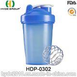 حديثا [400مل] بلاستيكيّة بروتين رجّاجة زجاجة ([هدب-0302])