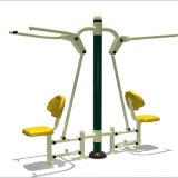 公園の娯楽練習の屋外の建物の体操の適性の運動場装置