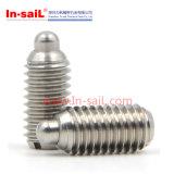 GroßhandelsEdelstahl Grub Screw mit Ball Bearing Insert Manufacturer