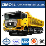 La Cina 8*4 C&C Dump Truck con The Lowest Price