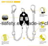 Безопасность Lanyard с поглотителем энергии (EW1502SA)