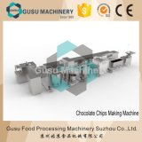 Chocoladeschilfers die van het Suikergoed van de Snack van Ce China de Professionele Machine deponeren
