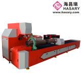 Machine de découpage de laser de tube/pipe d'acier inoxydable de laser de commande numérique par ordinateur