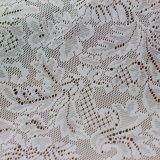 衣服のアクセサリのためのナイロン伸張の刺繍のレースファブリック