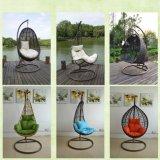 La présidence s'arrêtante d'oscillation d'oeufs de meubles modernes de patio apprécient la paix et la beauté