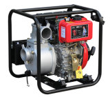 Valse van de Diesel van 3 Duim het e-Begin Pomp van het Water Rode Kleur (DP30E)